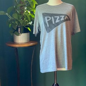 American Apparel Pizza T. Large